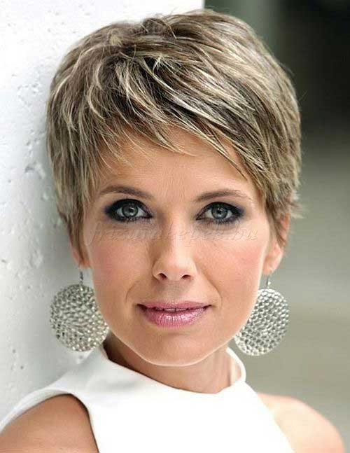 Short Pixie Haircuts Female