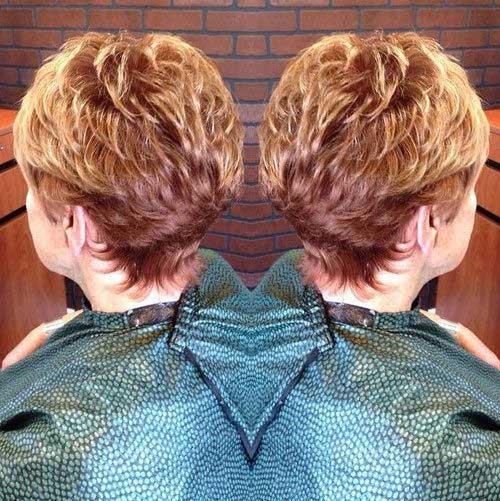 Terrific 15 Best Short Haircuts For Women Over 70 Short Hairstyles 2016 Short Hairstyles For Black Women Fulllsitofus