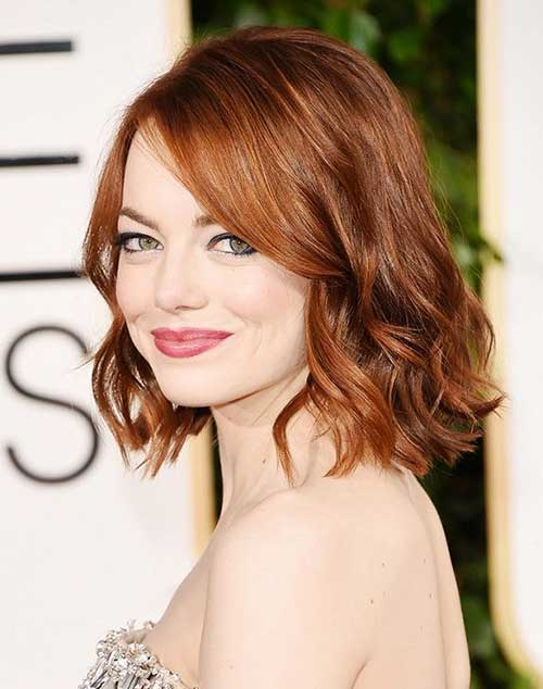 Short Haircuts with Thin Red Hairstyles