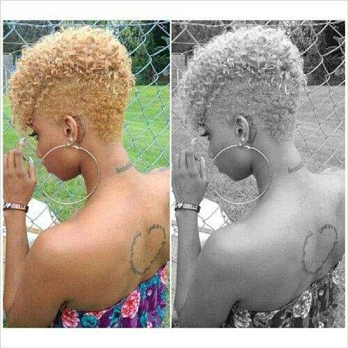 Best Short Natural Hair 2014 Trends