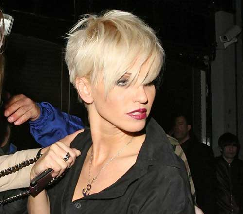 Short Pixie Hairstyles 2014 Trends