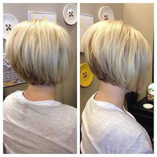Best Short Stacked Bob Short Hairstyles 2018 2019 Most Popular