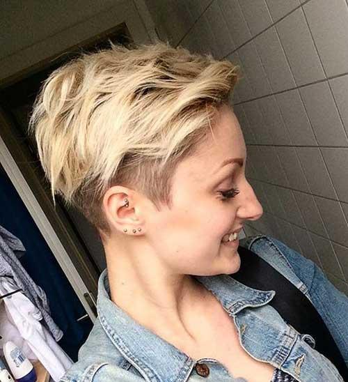 Short Wavy Haircuts