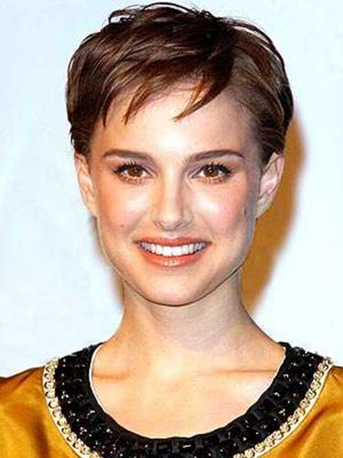 Very Short Pixie Haircuts for Thin Hair