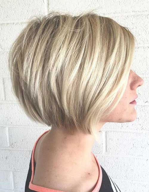 15 Stacked Bob Haircuts Short Hairstyles 2016 2017