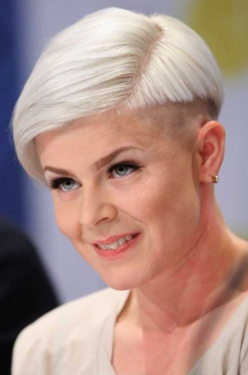 Short Cropped Haircuts-11