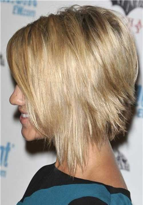 Short Layered Bob Pictures