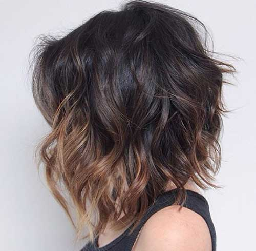 Highlights for Short Hair-11
