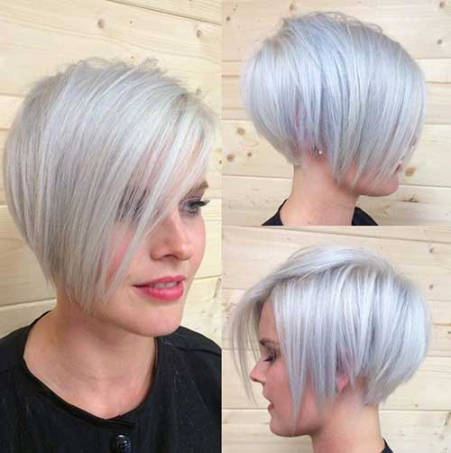 Short Hairstyles for Straight Fine Hair-13