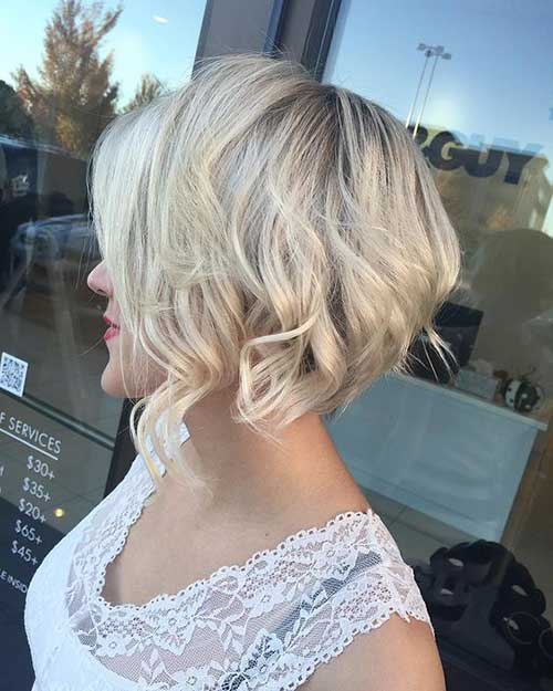 15 Stacked Bob Haircuts Short Hairstyles 2017 2018
