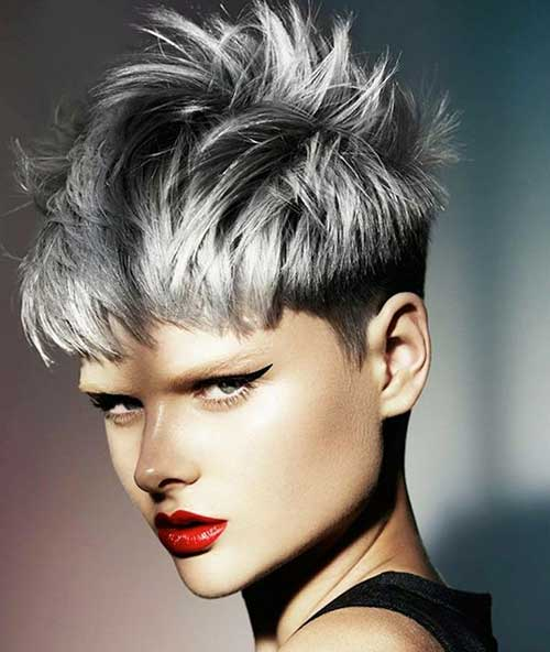 Short Spiky Haircuts-13