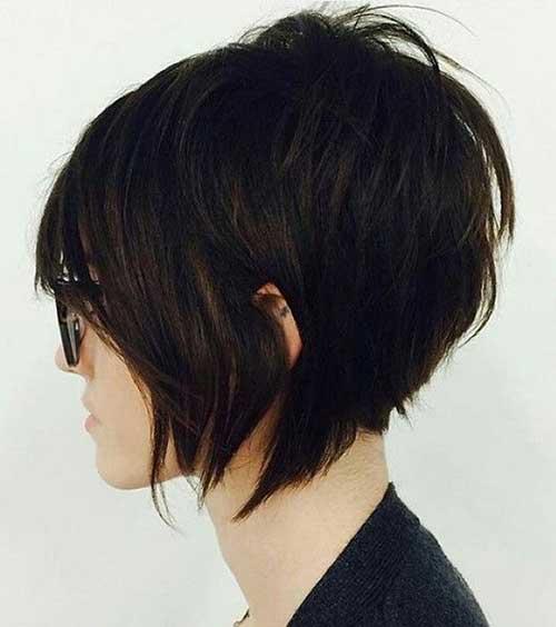 15 Stacked Bob Haircuts Short Hairstyles 2018 2019 Most
