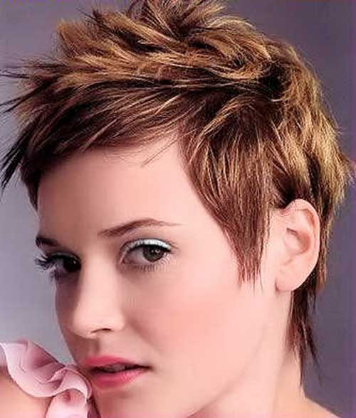 Short Spiky Haircuts-14