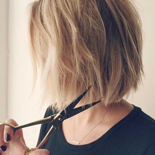 Short Cropped Haircuts-16