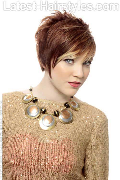 Short Hair Styles 2016-17