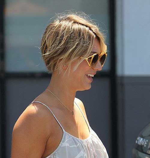 Short Cropped Haircuts-18