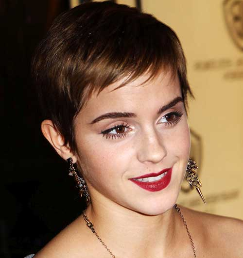 Celebs with Short Hair-19