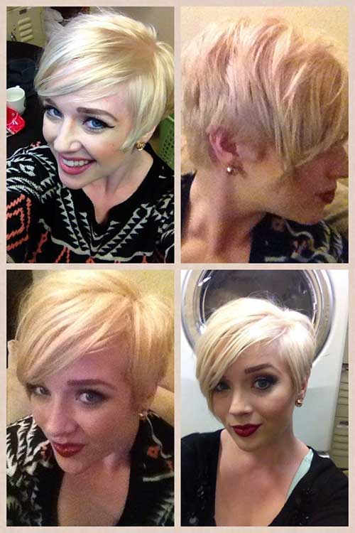 20 Longer Pixie Cuts Short Hairstyles 2018 2019 Most