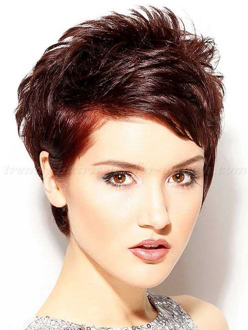 Short Cropped Haircuts-19