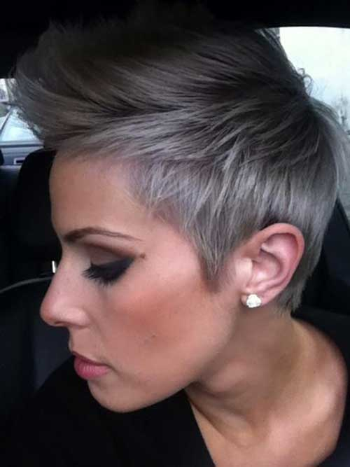 Short Cropped Haircuts-20