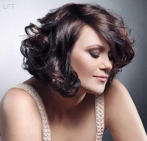 Short Haircuts for Thick Wavy Hair-8