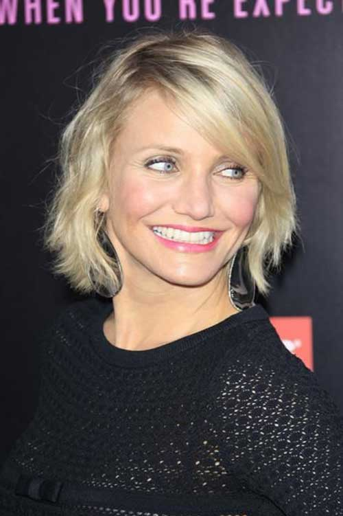 Short Hairstyles for Straight Fine Hair-9