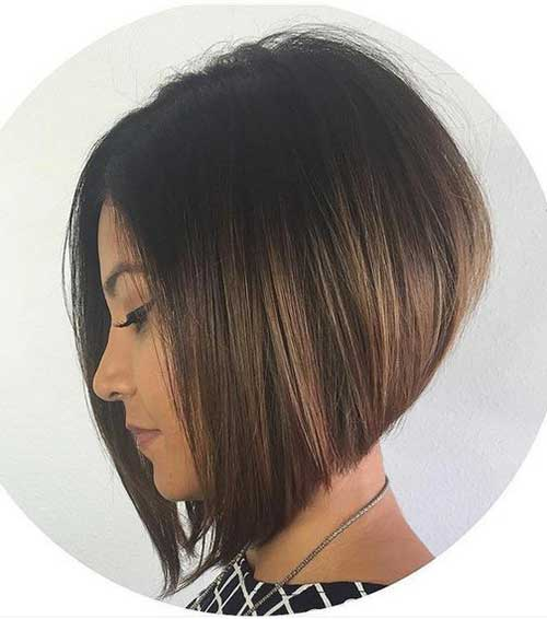 15 Graduated Bob Pictures | Short Hairstyles 2017 - 2018