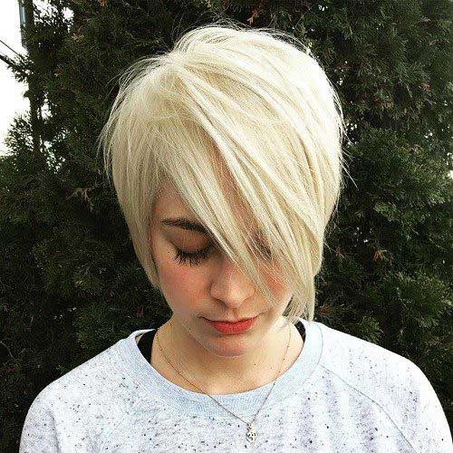 Hairstyles for Short Straight Fine Hair