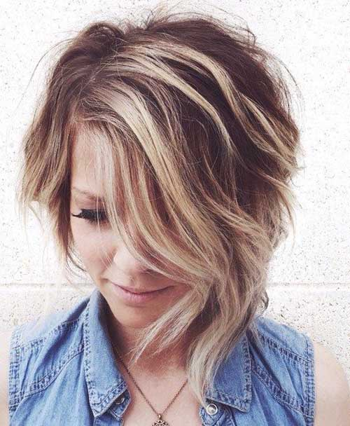 Short Hair Ideas For Round Face Short Hairstyles 2018 2019