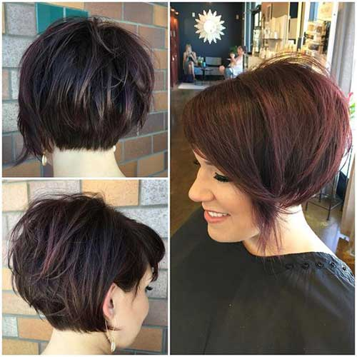 Short Hair Styles for Women 2016