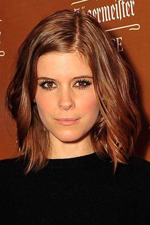 Short Hair Ideas For Round Face