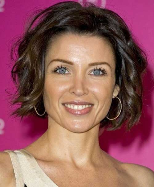 Trendy Short Haircuts For Women Over 40