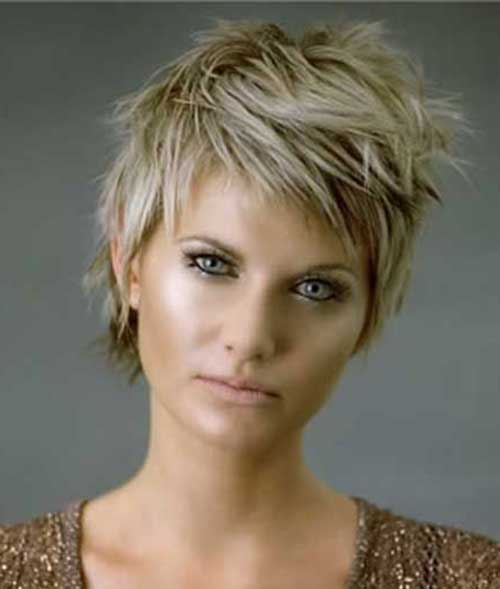 15 Short Spiky Haircuts