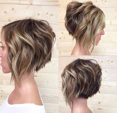 15 Stacked Bob Haircuts | Short Hairstyles 2017 - 2018 | Most ...