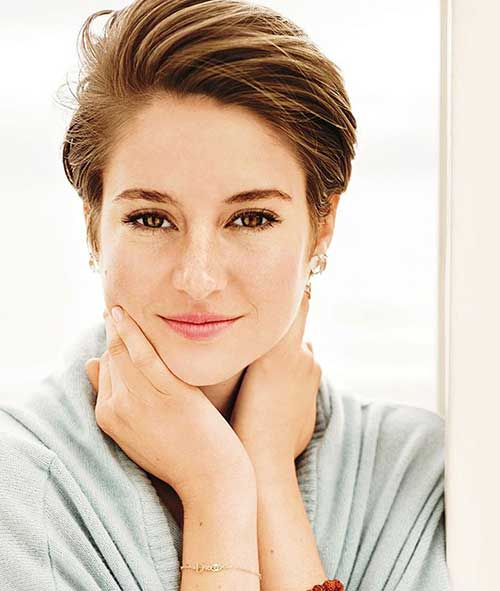 Shailene Woodley Short Hair-10