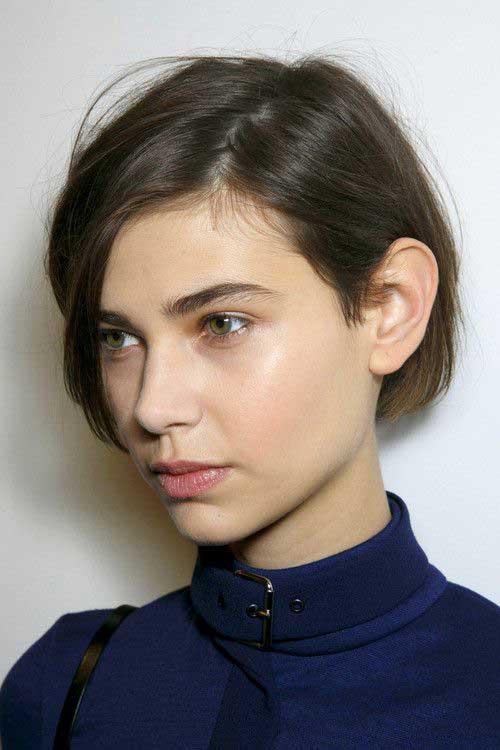 Short Haircut for Straight Hair-10