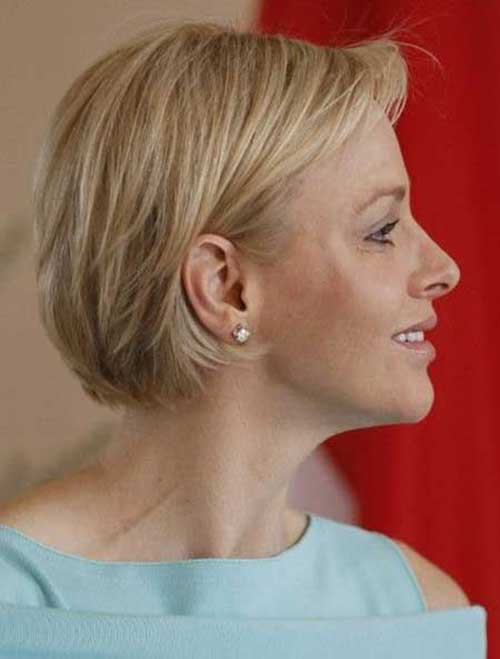 Pretty Cute Hairstyle Ideas For Short Hair Short