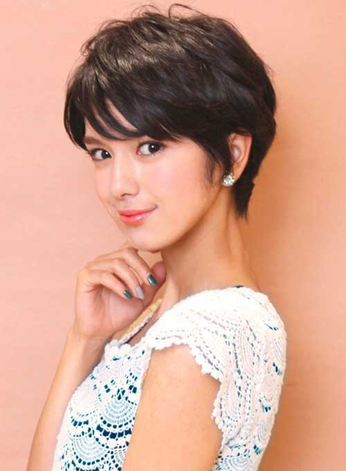 Asian Pixie Cut-12