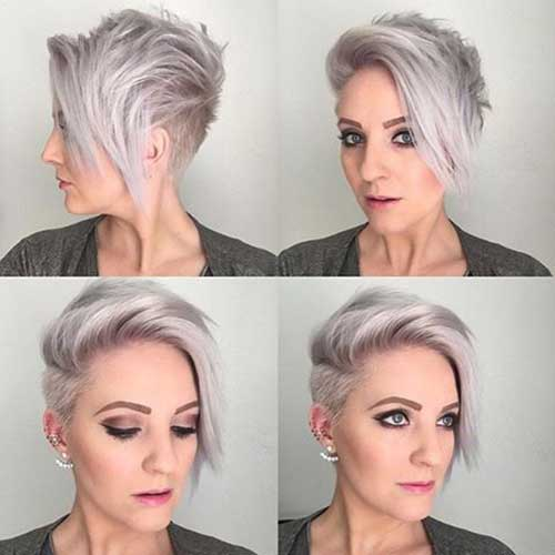 Brilliant Classic Short Haircuts For Women