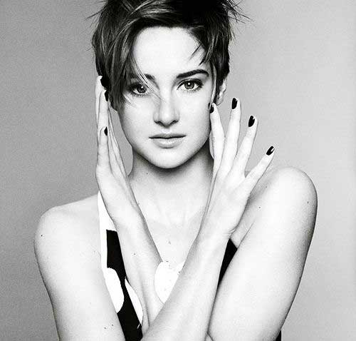 Shailene Woodley Short Hair-12