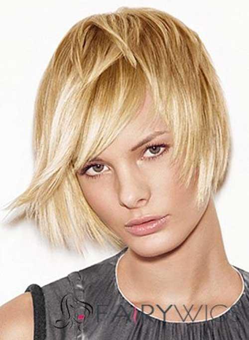 Short Haircut for Straight Hair-12