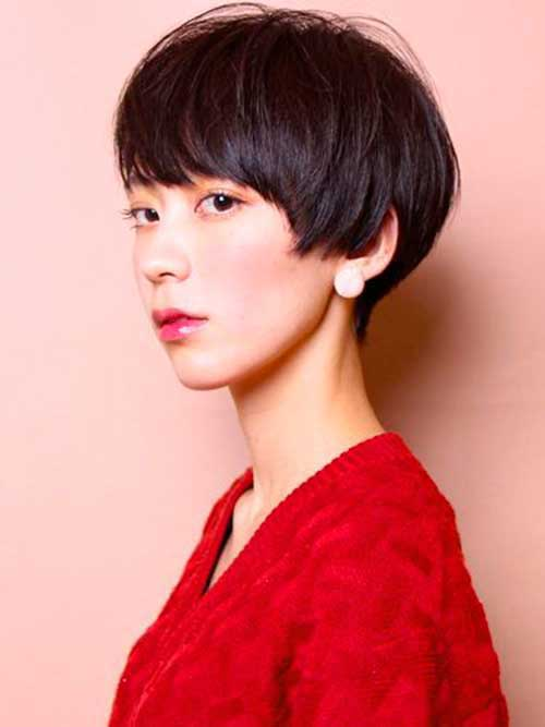 Asian Pixie Cut-13