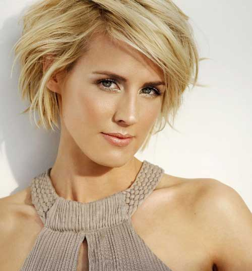Awesome Short Hairstyles Make Women Look Younger  Women Medium Haircut