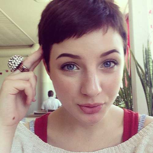 Short Pixie Hairstyles-14