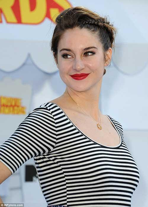 Shailene Woodley Short Hair-15