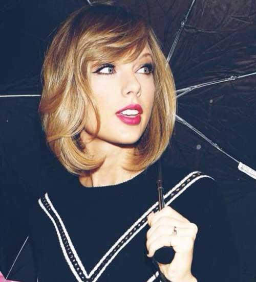 Taylor Swift. Bob Haircuts 17