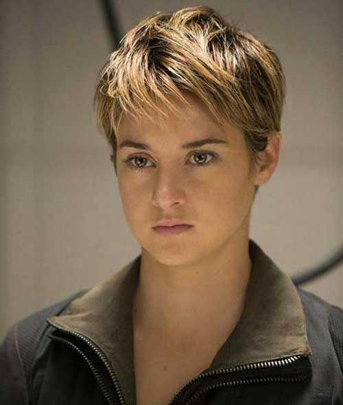 Celebrity Short Hairstyles-18