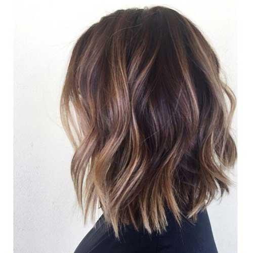 Brunette Bob Hairstyles-6