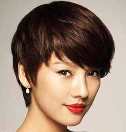 Most Lovely Asian Pixie Cut Pics Short Hairstyles 2016 2017