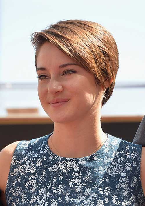 Shailene Woodley Short Hair-6